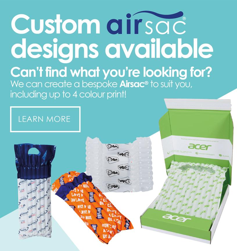 Custom Airsac® solutions